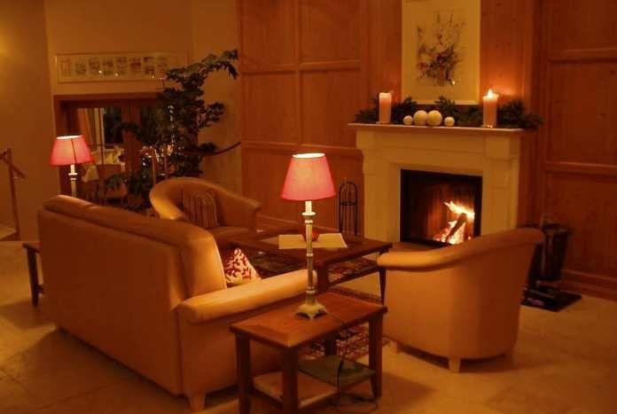 Hotel Seerose, lounge
