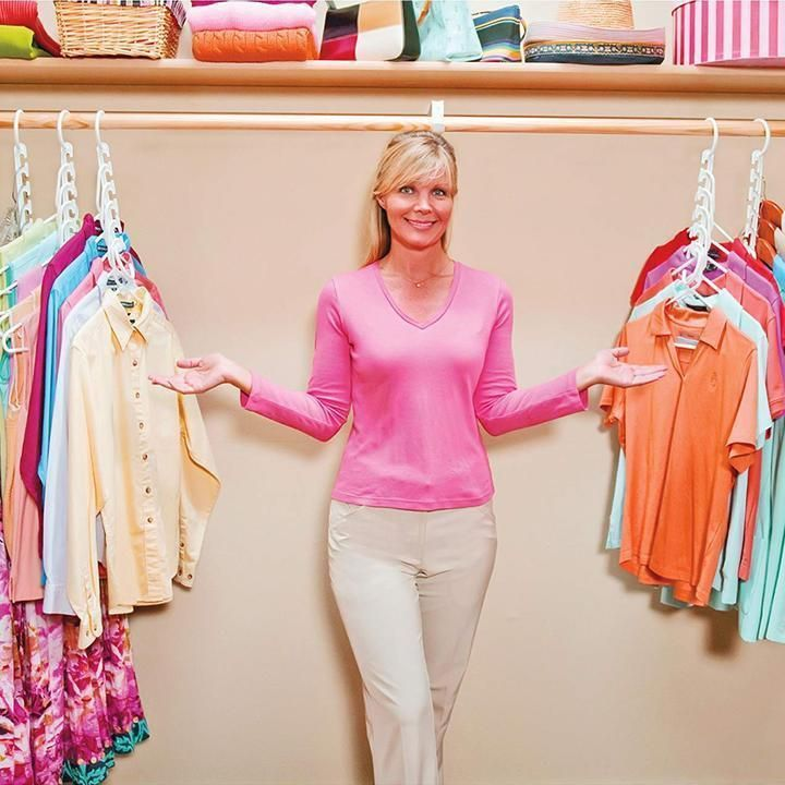 Great Promotion Today Magic Hangers Closet Space Saving Plastic