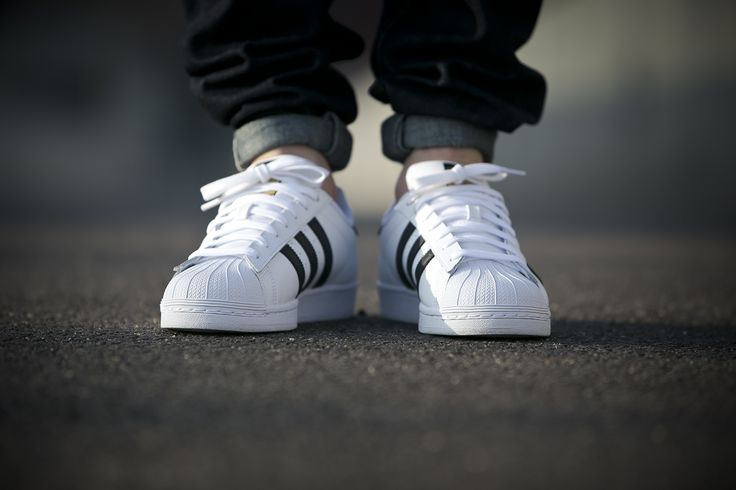 "adidas Superstar ""Black Stripes"" (C77124) sklep: http://goo.gl/xy6YVw"
