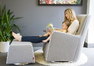 How To Choose The Best Nursery Glider. To get more information visit http://topreviews24x7.com/glider-chairs-for-nursery/