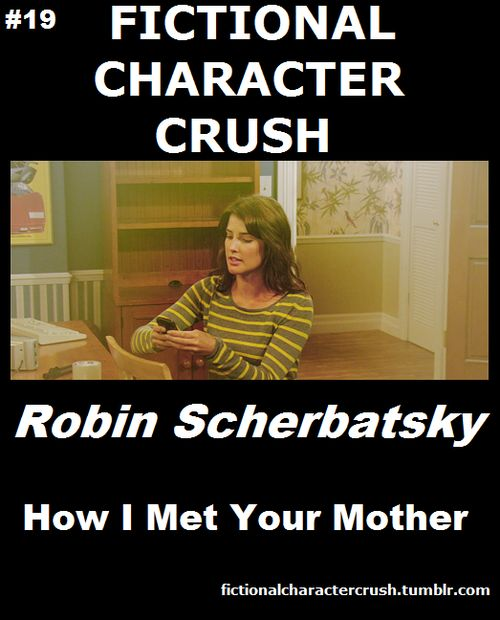 how to look like robin scherbatsky