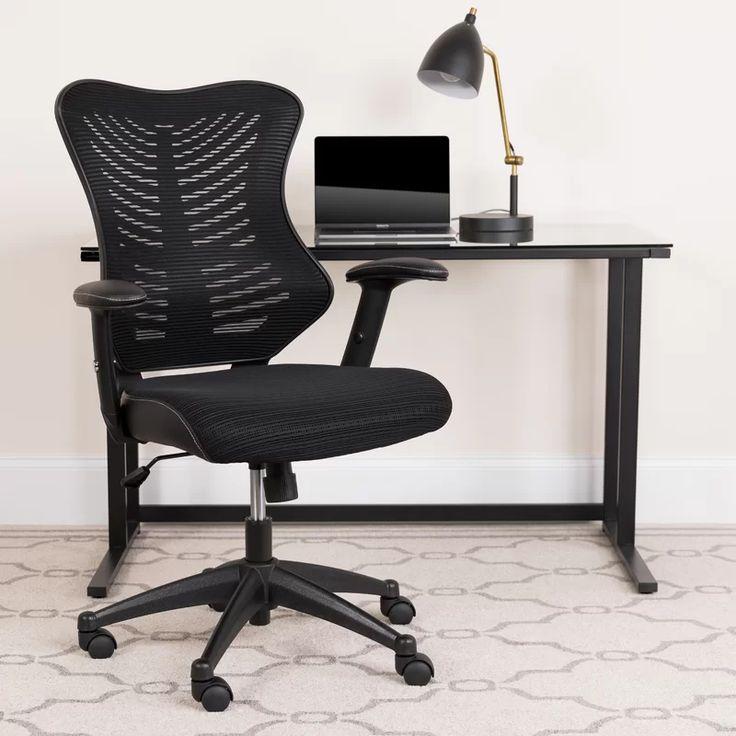 Bret ergonomic mesh task chair swivel office chair