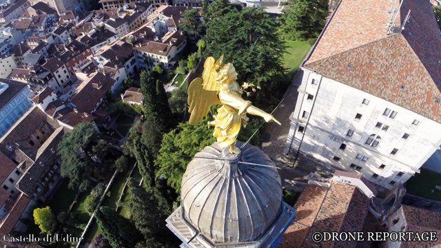 Uno scorcio della fantastica regione del Friuli Venezia Giulia !!  Si avvisa tutti coloro che hanno intenzione di utilizzare un drone, che i voli con SAPR sono soggetti a REGOLAMENTO ENAC (da Dicembre 2013). http://www.enac.gov.it/La_Normativa/Normativa_Enac/Regolamenti/Regolamenti_ad_hoc/info-122671512.html