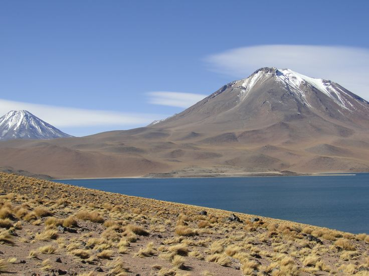 Atacama Desert - Chile photo by Sheila Train