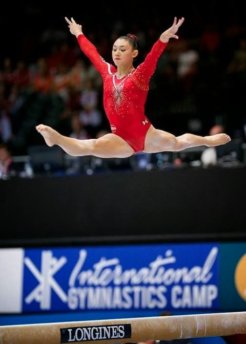17 Best Images About Kyla Ross Usa On Pinterest