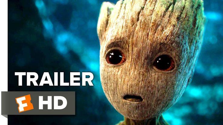 Guardians of the Galaxy Vol. 2 Official Trailer 1 (2017) - Chris Pratt M...