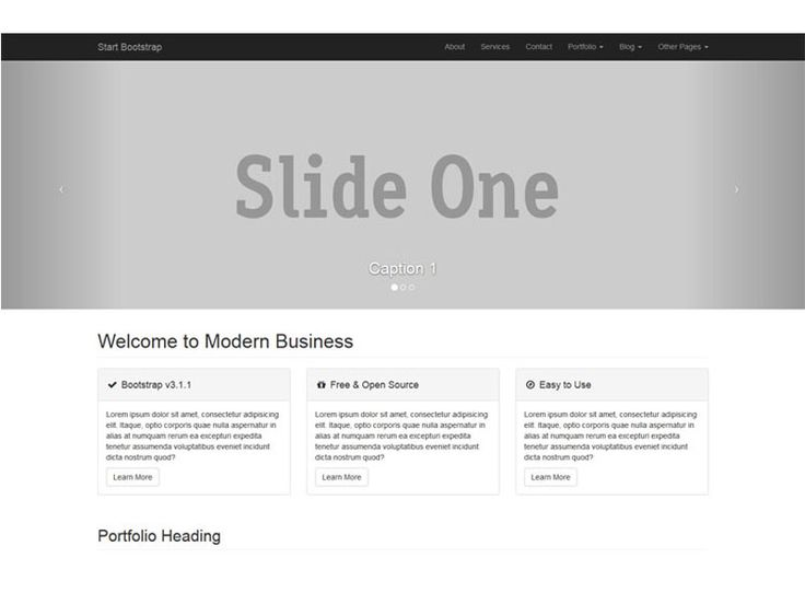 32 best HTML Bootstrap Clean Templates images on Pinterest - bootstrap resume template