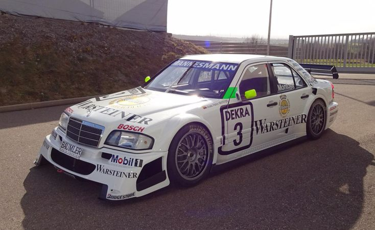 For sale: Works 1996 Mercedes-Benz C-Class DTM