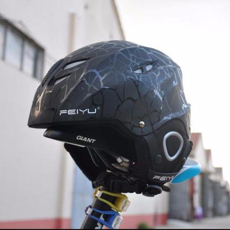 FeiYu Breathable Ultralight Skiing Helmet CE Certification Snowboard Skateboard Helmet Men Women Sale - Banggood.com