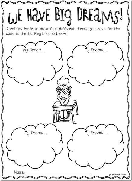 Where do dream workbooks 48