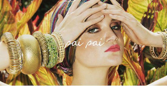 Labiales de la marca mexicana Pai Pai en CAÑAMIEL