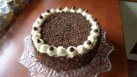 Ořechový dort jak ho dělala babička
