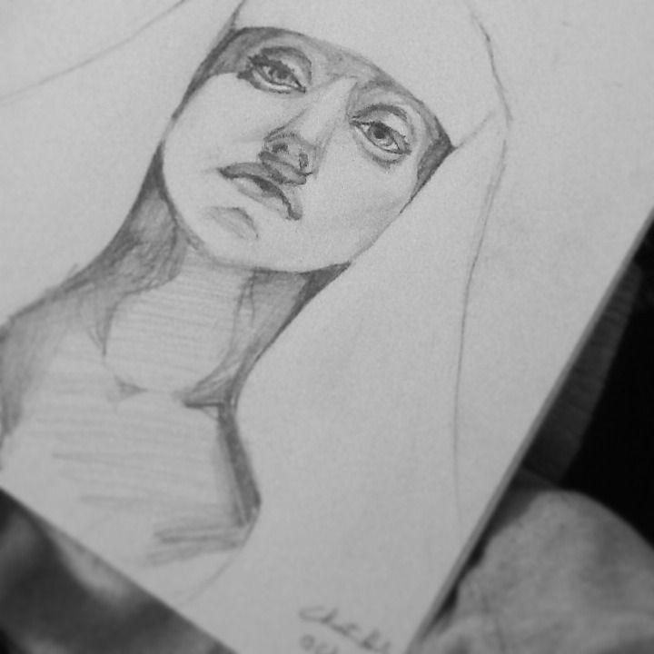 lady gaga sketch bleh
