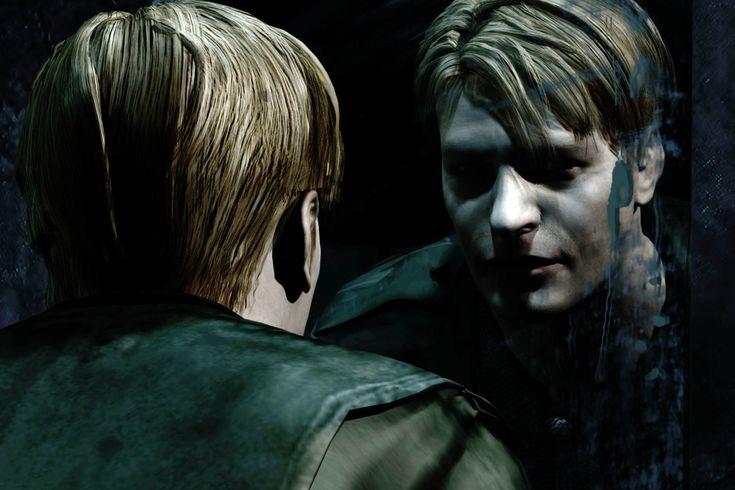 Silent Hill 2 (PS2) - disturbingly good