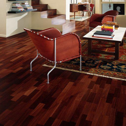 Kahrs Sydney Jarrah Engineered Wood Flooring, Lacquered