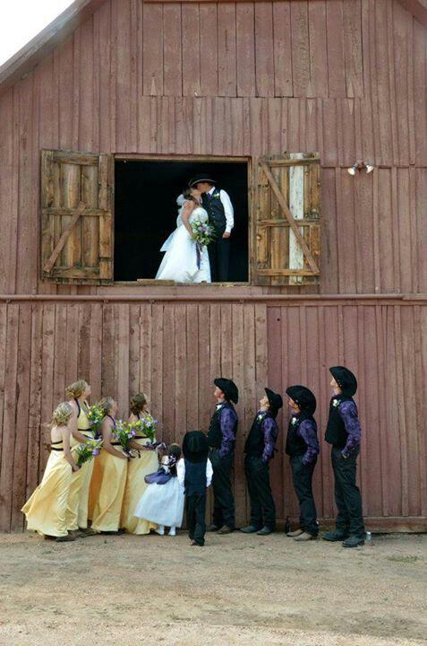 Western Wedding photos