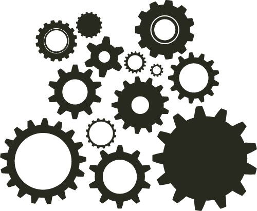 gears cogs free illustrator - photo #1