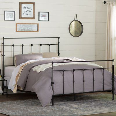 Laurel Foundry Modern Farmhouse Edythe Panel Bed Size: King