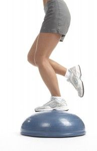 Great stress fracture rehab for runners - easy home rehab.