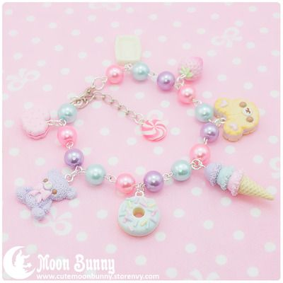 Dreamy candy bracelet № 10