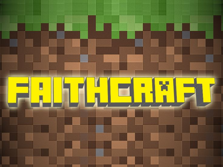 Faithcraft: A Minecraft Bible Study Series  The kids will LOVE this!!