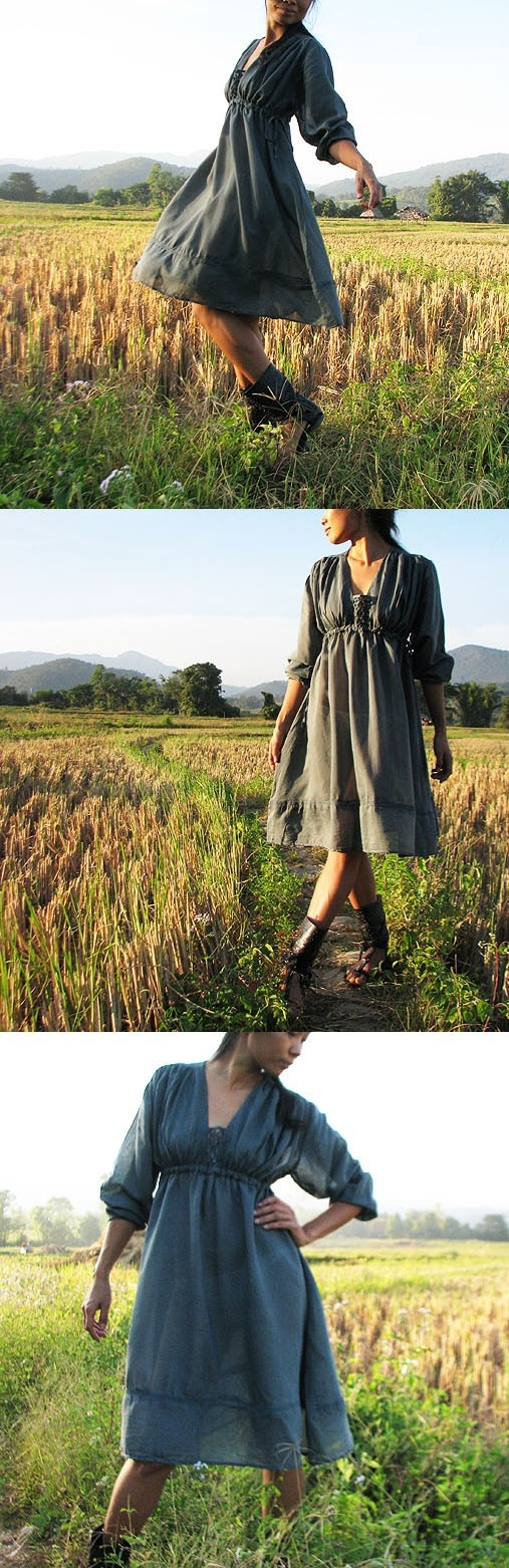 Pretty on the Prairie. I love pictures like this. Also with an Orchard.