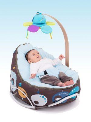 Doomoo Seat Bird Blue Cribs.ie | Nursery Furniture | Baby Accessories Ireland | Cribs.ie