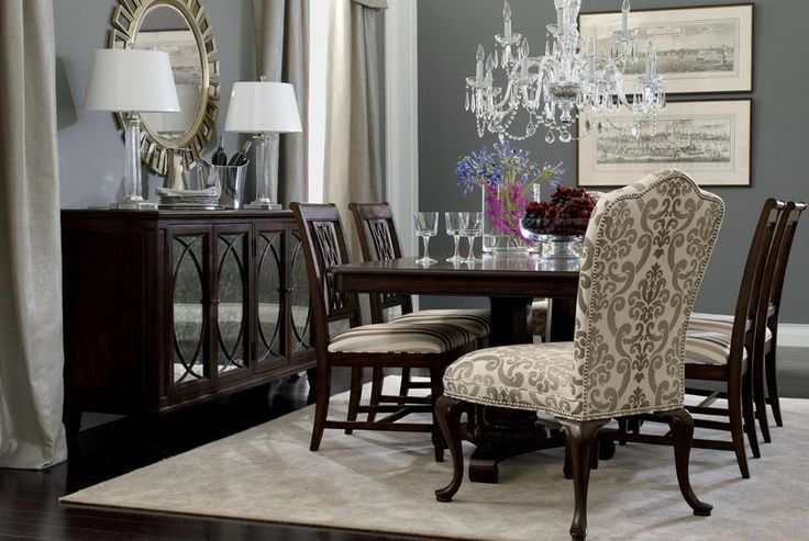 interiors ethan allen furniture ethan allen elegance dining room