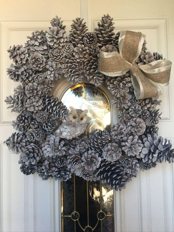 Handmade Christmas Wreath Ideas