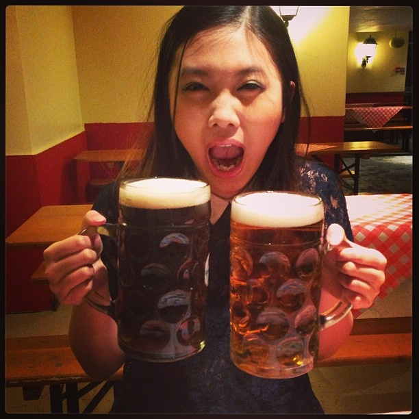 German's Beer House .@Trang Phan (Trang Phan) s Instagram photos | Webstagram - the best Instagram viewer
