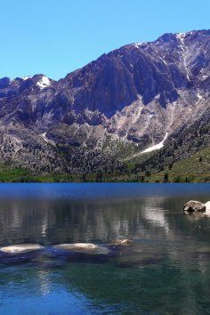 Escape to Convict Lake in California for fishing, hiking and more