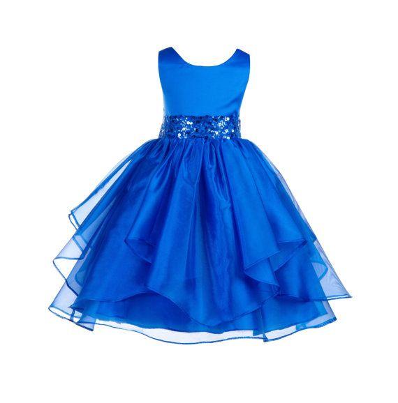 17 Best ideas about Blue Flower Girl Dresses on Pinterest ...