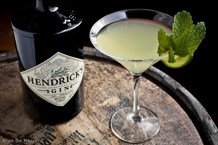 Eastside Cocktail - Hendricks #Gin, Elderflower, cucumber ...