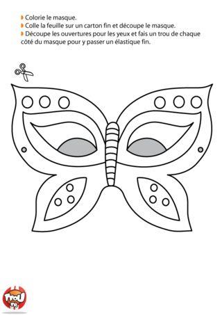 1000 ideas about masque de carnaval on pinterest masque carnaval masques enfants and carnaval - Masque papillon carnaval ...