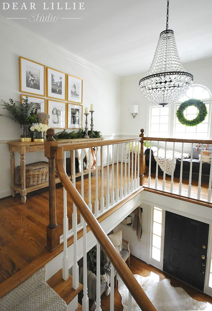Best 25+ Upstairs hallway ideas on Pinterest | Banister ...