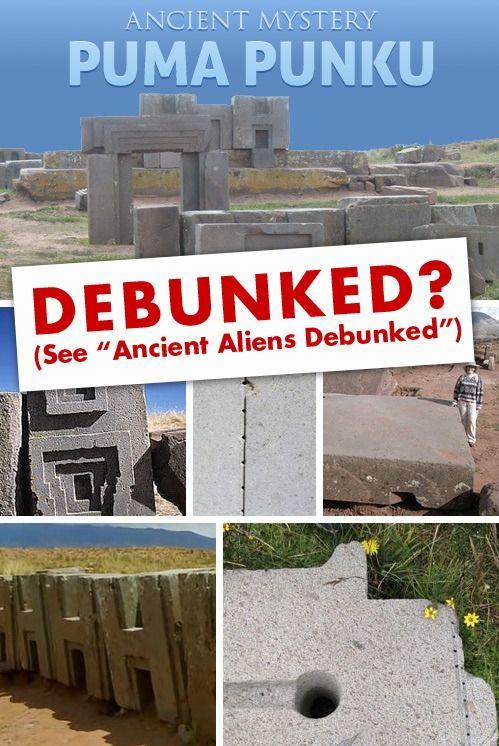 puma punku aliens debunked