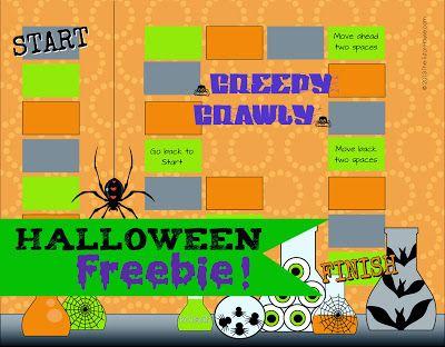 a halloween freebie by the tutor house come get a free file folder game - Halloween File Folder Games