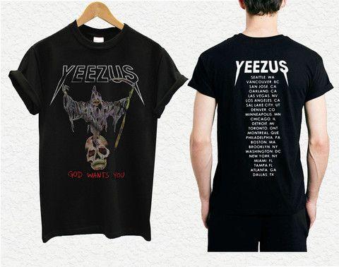 yeezus shirt yeezus skeleton yeezus tour shirt kanye west only 14.9$ rate shipping 9.9$ secured payment using paypal www.payunan.com