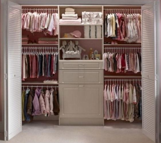 Closets for kids - www.customwardrobes.co.uk