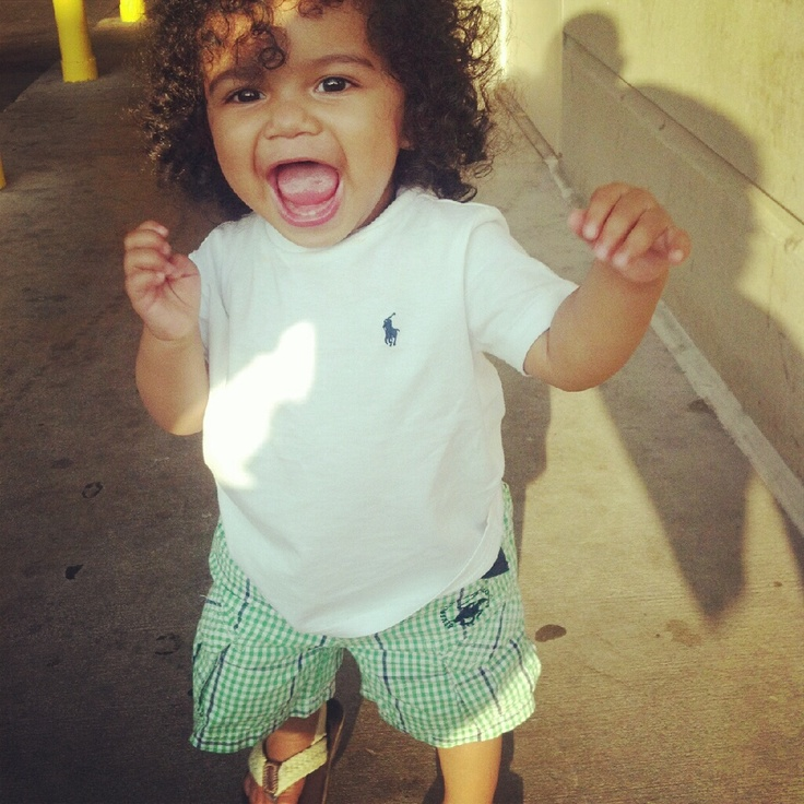 Latino + African American baby | Mixed babies | Pinterest ...