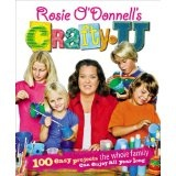 Rosie O'Donnell's Crafty U: 100 Easy Projects the Whole Family Can Enjoy All Year Long (Hardcover)By Rosie O'Donnell