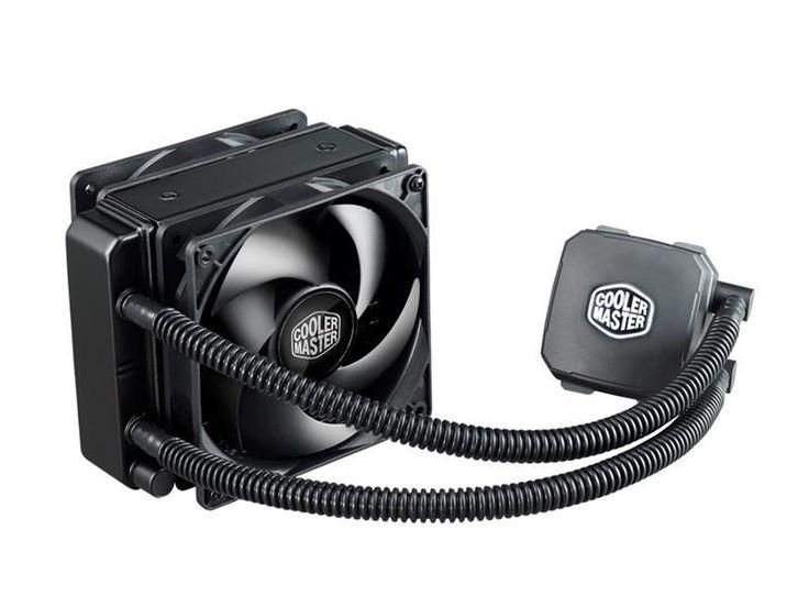 Cooler Master Nepton 120XL CPU Kjøler - Komplett.no