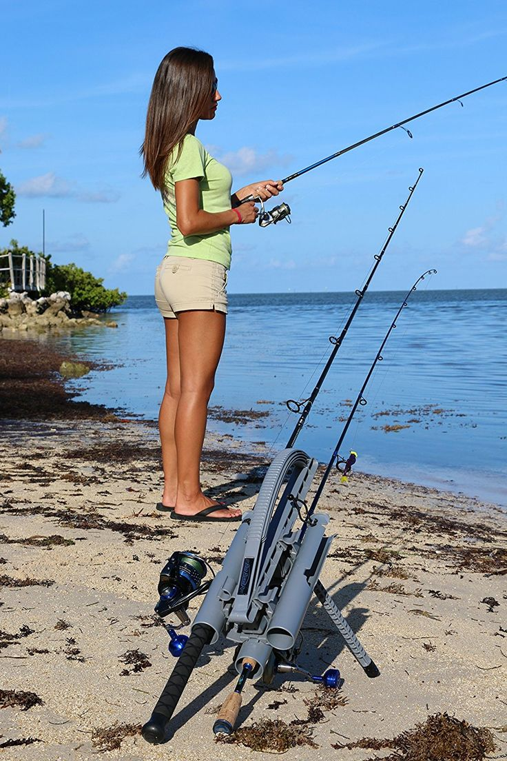 1000+ ideas about Fishing Rod Rack on Pinterest | Fishing ...