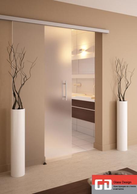 Раздвижные стеклянные двери — Компания Glass Design