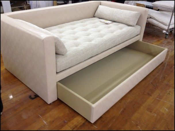Couch Trundle Bed