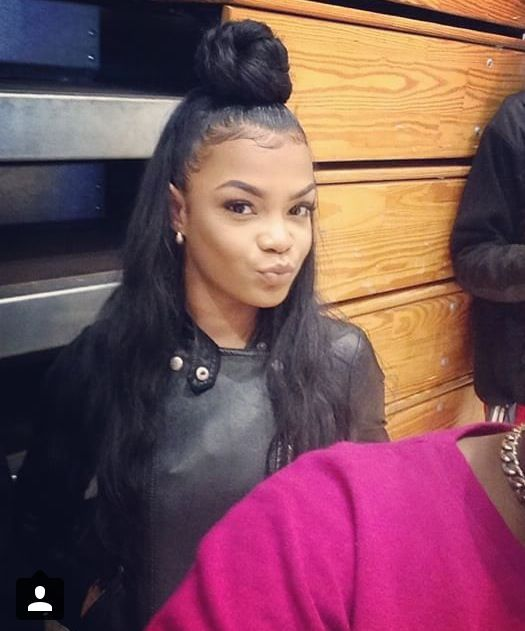 hair styles with sides best 25 hair laid ideas on sew in 9481