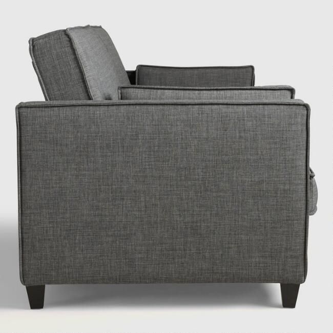 Modern Charcoal Gray Nolee Folding Sofa Bed v4 apartment living Pinterest New Design - Contemporary Foldable sofa Chair Contemporary