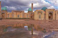 hazrat imam komplex taschkent  #reiseblog #usbekistan #seidenstrasse