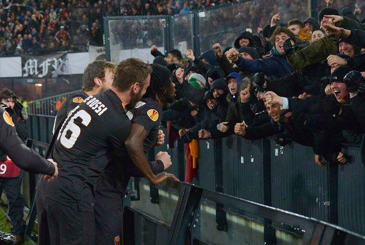 europa league<2015.02.26 Feyenoord 1-2 Roma>
