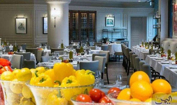 لوليفو ريستوراتني يقدم قائمة طعام إيطالية مبتكرة Table Decorations Home Decor Decor